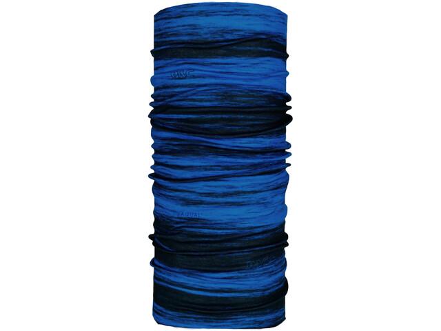 P.A.C. Ocean Upcycling Loop Sjaal, blauw/zwart